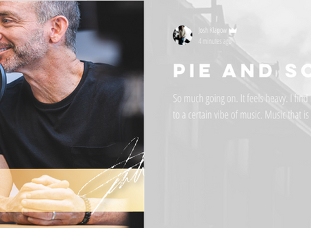 Pie and Soulshine: Dr. Josh on KCast