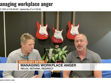 Anger Control & San Jose Shootings