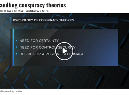 The Psychology Behind Conspiracy
