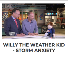 Willy The Weather Kid: Storm Fears
