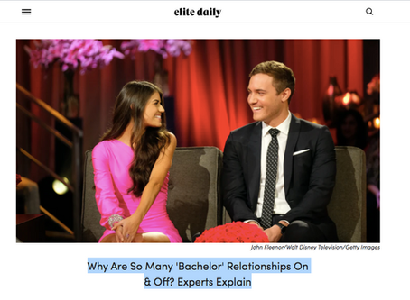Why Are So Many 'Bachelor' Relationships On & Off?