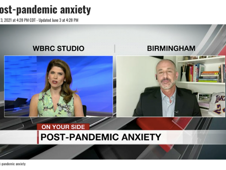 Post Pandemic Anxiety
