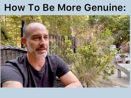 How Genuine Is Too Genuine?