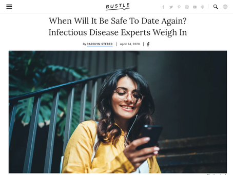 When Will It Be Safe To Date Again?