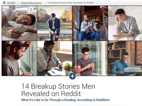 Men and Break-ups