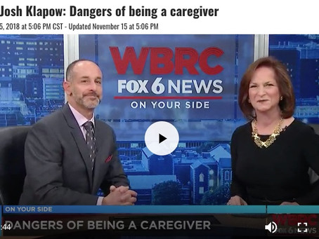 Could Caregiving Kill You?