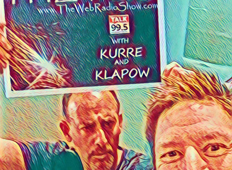 The Web With Kurre and Klapow Podcast 10-14-17 Hour 1