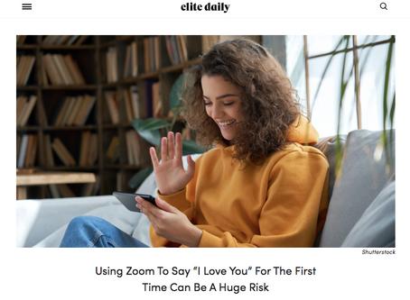 Zoom - I Love You?