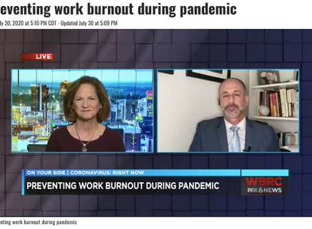 Work Burnout During The Pandemic