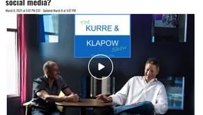 Kurre and Klapow: Addicted To Social Media