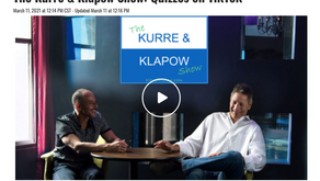 Kurre and Klapow TV