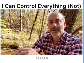 I Can Control Everything (Not)