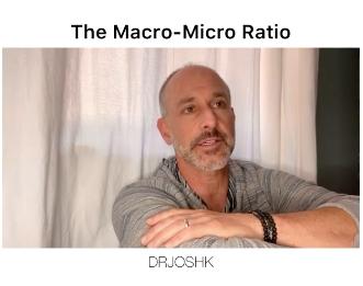 Macro-Micro Life Ratio