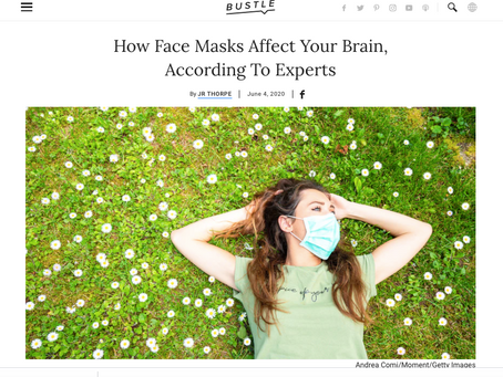 How Seeing Face Masks Affect Your Brain