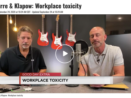 Work Place Toxicity