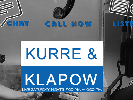 """The Web"" becomes ""Kurre and Klapow Show"""
