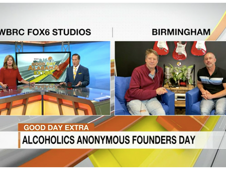 Alcohol Anonymous Founders Day