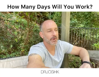 How Many Days Will You Work?