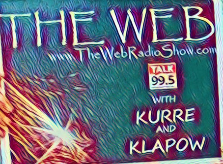 Tune In Tonight!  Flirting, Seduction, Harassment- Where Is The Line?  The Web with Kurre and Klapow