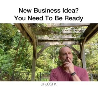 New Business Idea? Are You Really Ready?