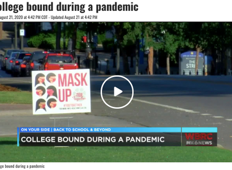 Sending Them To College In A Pandemic