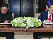 DPRK Reports Outcome of the Singapore Summit