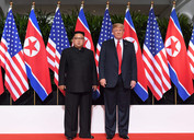 Trump Meets Kim, Averting Threat of Nuclear War—and US Pundits Are Furious