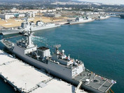 Jeju Island Becoming U.S.-NATO Navy Base?