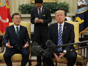 South Korean President Moon Jae-in Prepares for a Difficult Meeting With Trump