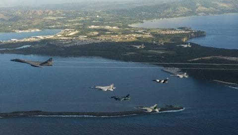 Guam airships