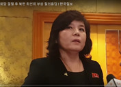 North Korean Vice Foreign Minister Choe Son Hui on the Hanoi Summit