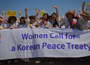 Women Cross DMZ Statement of Congratulations on Historic Inter-Korean Summit
