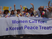 Women Cross DMZ Statement of Congratulations on Historic Inter-Korean Summit