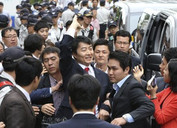 Political Firestorm in South Korea: The Return of Repression