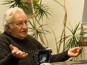 Chomsky on Korea, U.S. Foreign Policy, Sanders and Clinton