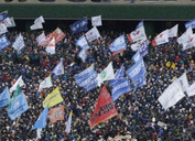 Continuing Struggle In South Korea