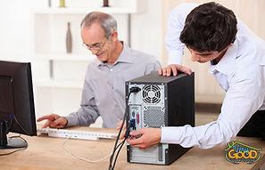 Installation et maintenance informatique à domicile par VERY GOOD Services Montgermont RNNES