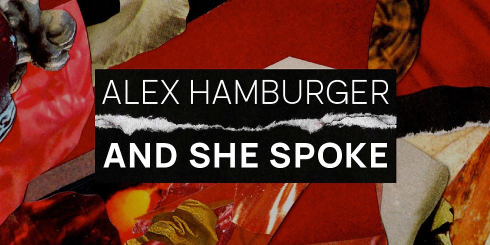 Alex Hamburger Quartet - CD Release Tour