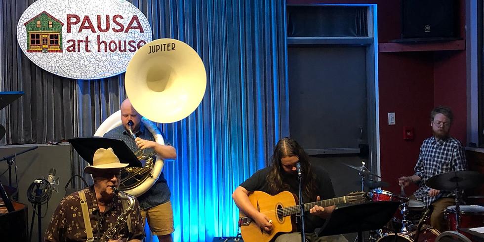 Banjo Juice Jazz Band