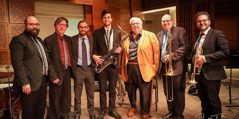 """The Buffalo Jazz Collective presents Jazz Impressions: """"Jazz at the Movies"""""""