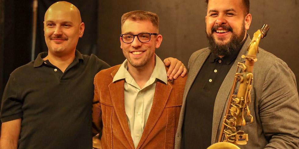 The Ed Croft Trio feat. Nelson Rivera and Joe Goretti