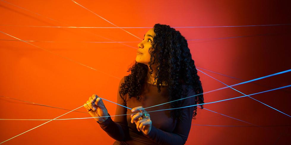 Aimée Allen Trio: Strings and C(h)ords