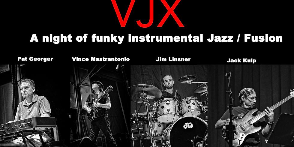 VJX - A Night of Instrumental Jazz / Fusion