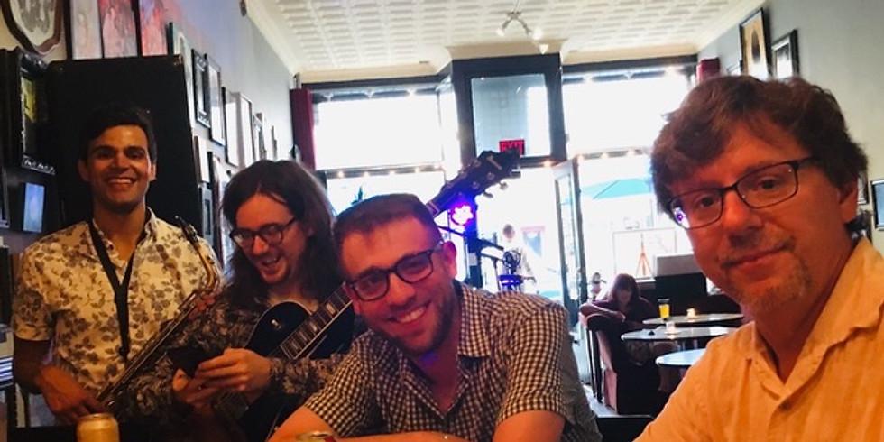 "John Bacon Quartet:  ""2020: New Music for a New Era"""