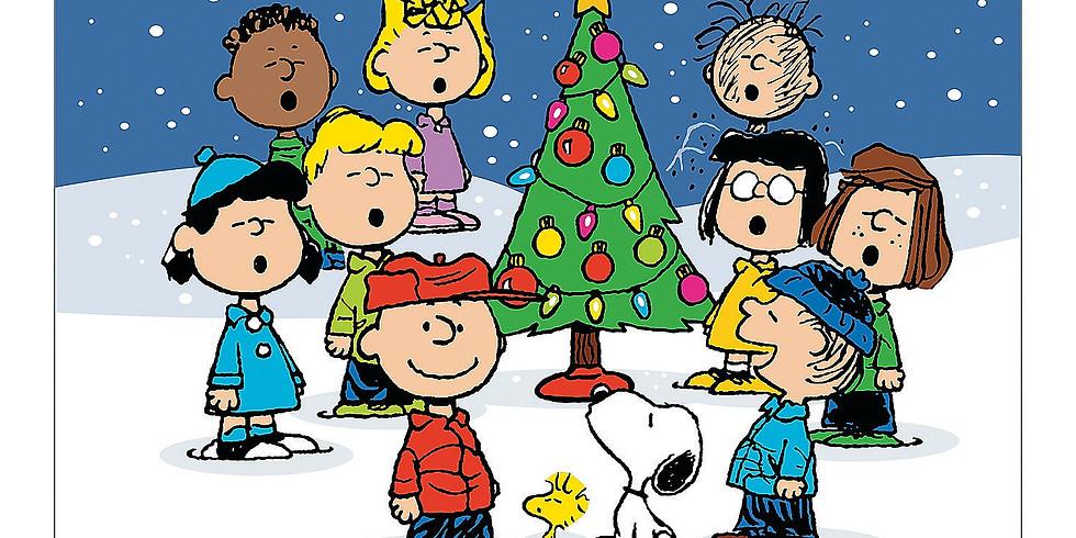 Ed Croft Presents: Charlie Brown is in Town