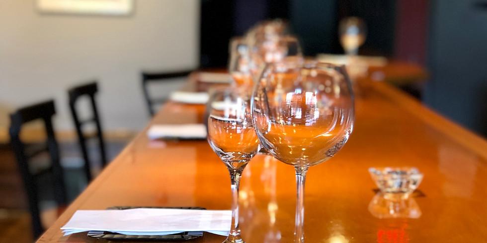"""PAUSA Wines & Pairings """"Spain Redux VERSUS"""""""