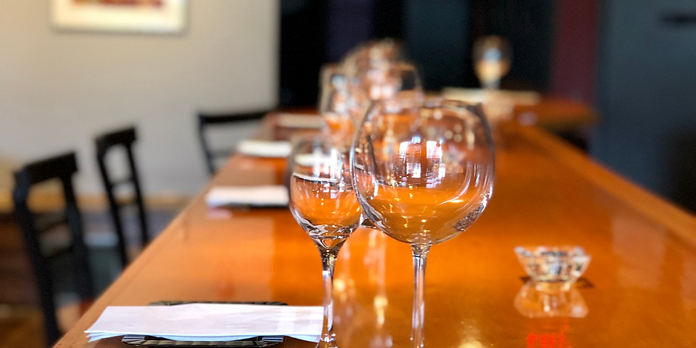 PAUSA Wines & Pairings - A French Indulgence