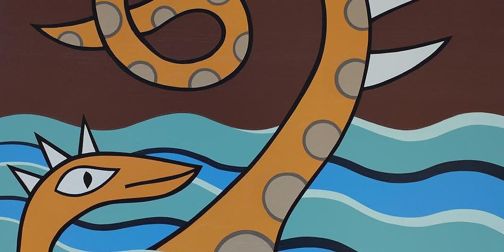 Surface Dynamics - A solo art exhibit by Valerie Berner (2)