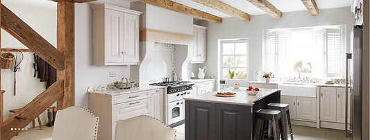 Classic Kitchen design Cottage style