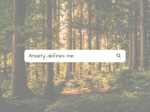 Chapter 36 - I am Anxiety, Anxiety is Me